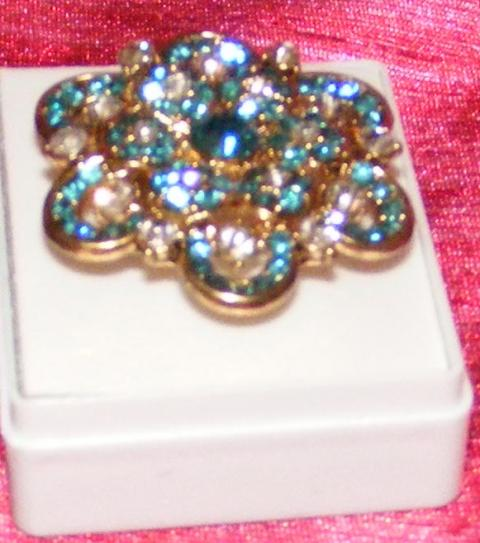 fashionable ring